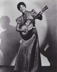 Publicity photo taken in 1938 by James J Kriegsmann