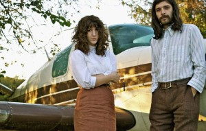 Widowspeak lands at the Echo on 4/2.