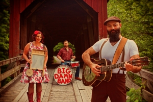 Reverend Payton's Big Damn Band