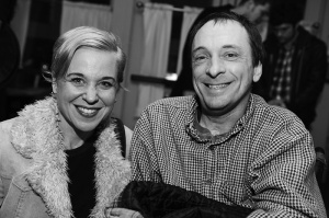 Kristin Hersh and Vic Chesnutt